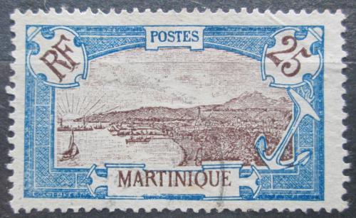 Poštovní známka Martinik 1908 Fort-de-France Mi# 63