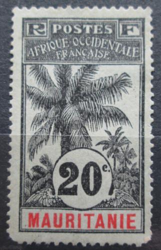 Poštovní známka Mauritánie 1906 Palma Mi# 6 Kat 26€