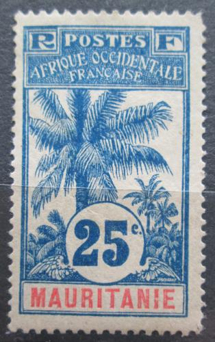 Poštovní známka Mauritánie 1906 Palma Mi# 7 Kat 8.50€