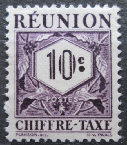 Poštovní známka Reunion 1947 Doplatní Mi# 26