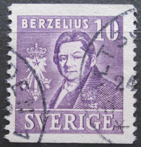Poštovní známka Švédsko 1939 Dr. Berzelius Mi# 272 A