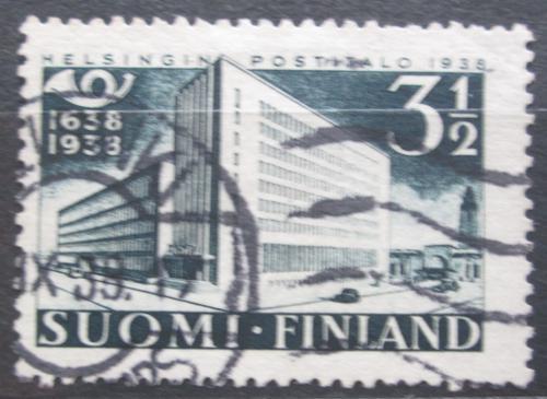 Poštovní známka Finsko 1938 Pošta v Helsinkách Mi# 216 Kat 6€
