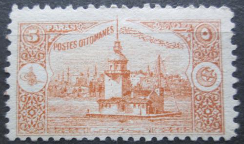 Poštovní známka Turecko 1920 Maidenova vìž Mi# 676