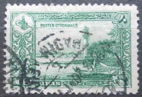 Poštovní známka Turecko 1920 Maják Mi# 677