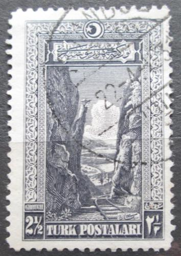 Poštovní známka Turecko 1926 Soutìska Sakarya Mi# 847