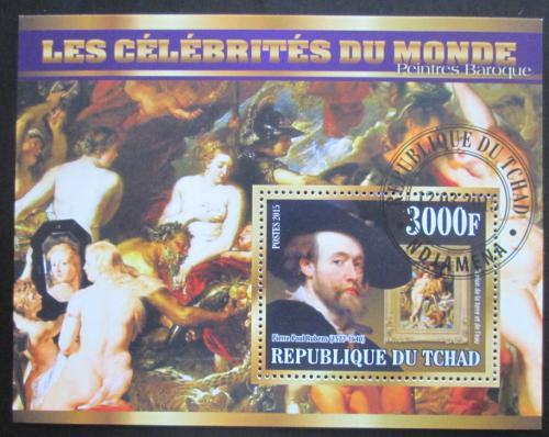 Poštovní známka Èad 2015 Umìní, Peter Paul Rubens Mi# N/N