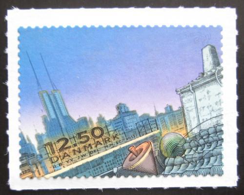 Poštovní známka Dánsko 2013 Andersenova pohádka Mi# 1752