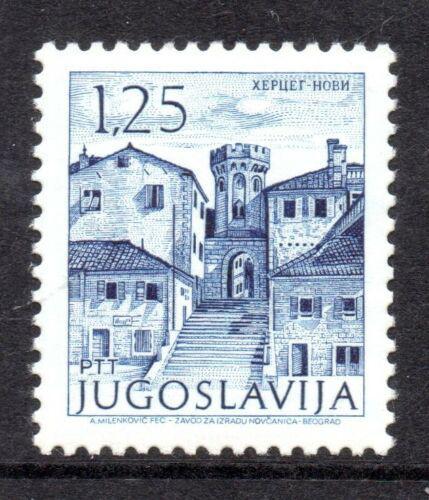 Poštovní známka Jugoslávie 1971 Novi Herceg Mi# 1444