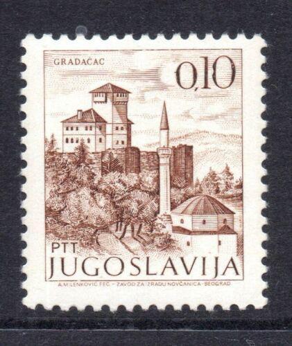Poštovní známka Jugoslávie 1972 Gradaèac Mi# 1465
