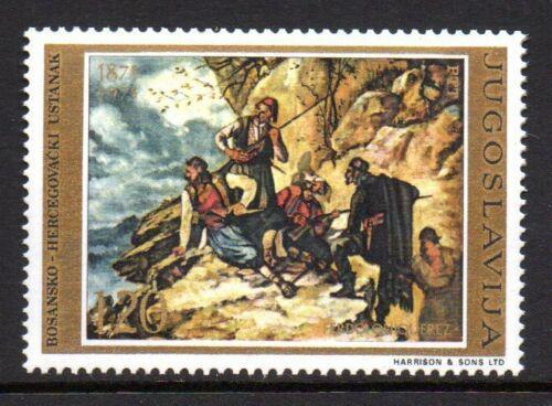 Poštovní známka Jugoslávie 1975 Umìní, Ferdo Quiquerez Mi# 1608