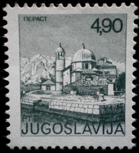 Poštovní známka Jugoslávie 1976 Perast Mi# 1646