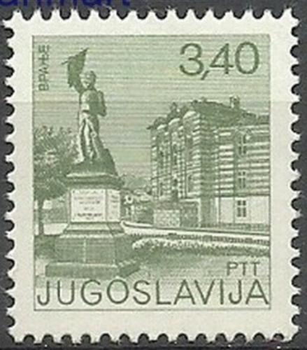Poštovní známka Jugoslávie 1977 Vranje Mi# 1694