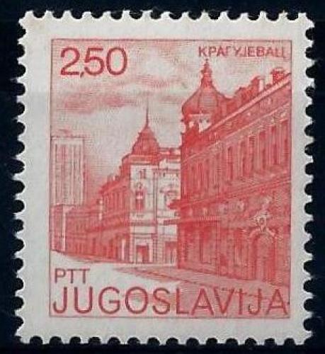 Poštovní známka Jugoslávie 1980 Kragujevac Mi# 1843