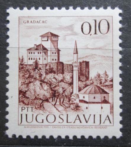 Poštovní známka Jugoslávie 1972 Gradaèac Mi# 1465 I Axb