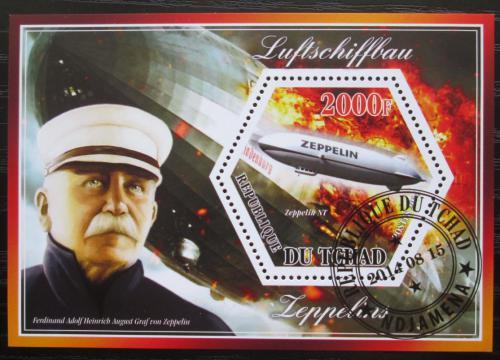 Poštovní známka Èad 2014 Vzducholodì Mi# N/N