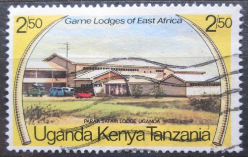 Poštovní známka K-U-T 1975 Safari Paraa v Ugandì Mi# 290