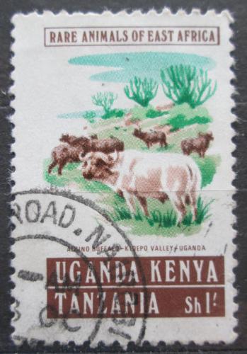 Poštovní známka K-U-T 1975 Buvoli Mi# 300