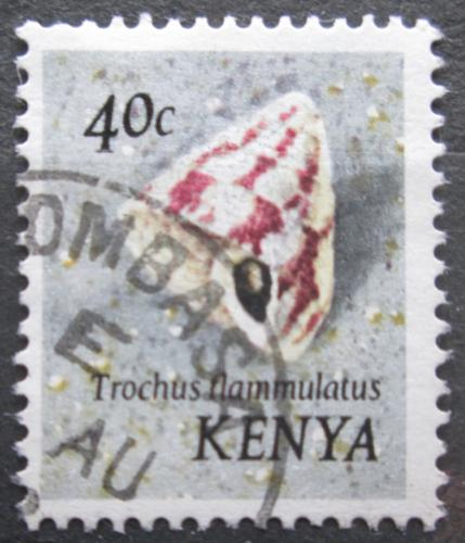 Poštovní známka Keòa 1971 Trochus flammulatus Mi# 41