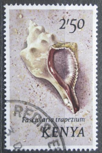 Poštovní známka Keòa 1971 Fasciolaria trapezium Mi# 47