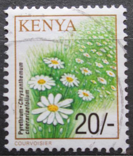 Poštovní známka Keòa 2001 Chrysanthemum cinerariifolium Mi# 752