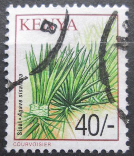 Poštovní známka Keòa 2001 Agáve sisalová Mi# 755
