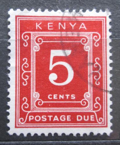 Poštovní známka Keòa 1973 Doplatní Mi# 19