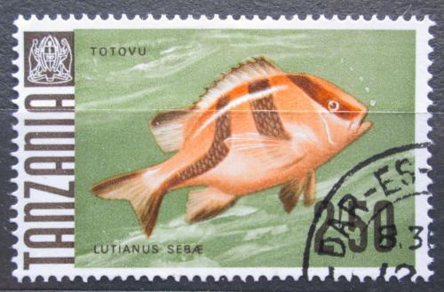 Poštovní známka Tanzánie 1967 Chòapal císaøský Mi# 31