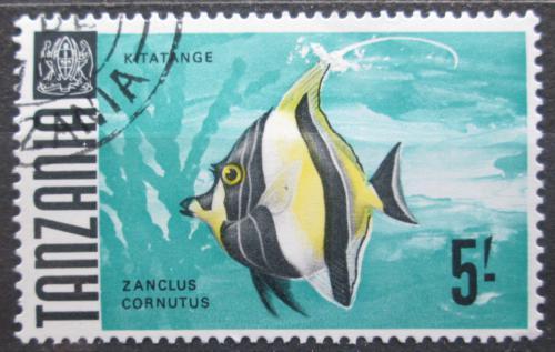 Poštovní známka Tanzánie 1967 Bièonoš zobanovitý Mi# 32