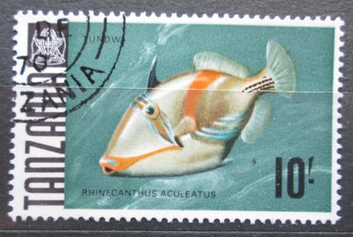 Poštovní známka Tanzánie 1967 Ostenec Picassùv Mi# 33