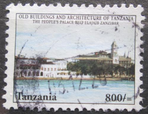 Poštovní známka Tanzánie 2000 Palác na Zanzibaru Mi# 4008