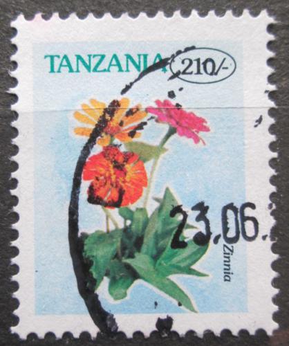 Poštovní známka Tanzánie 1996 Ostálka Mi# 2386