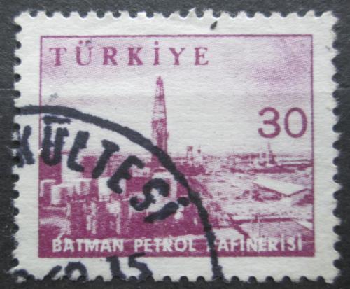 Poštovní známka Turecko 1959 Pøístav Zonguldak Mi# 1703