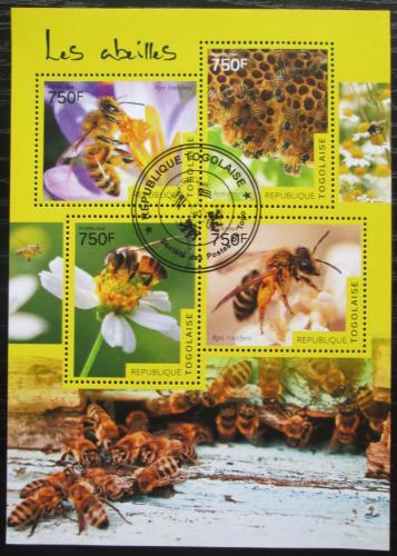 Poštovní známky Togo 2014 Vèely Mi# 6106-09 Kat 12€