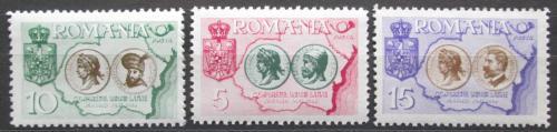 Poštovní známky Rumunsko 1954 Madridský kongres, exilové vydání