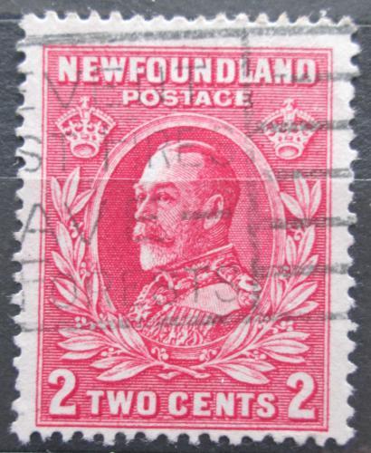 Poštovní známka Newfoundland 1932 Král Jiøí V. Mi# 173 A