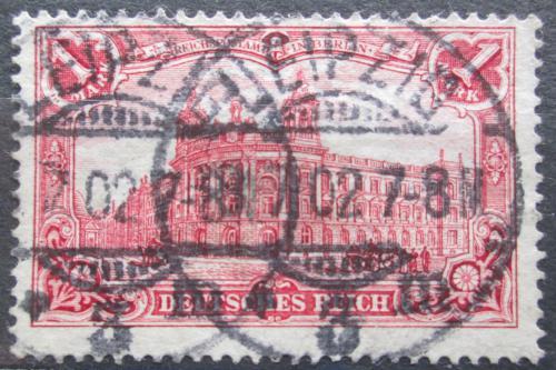 Poštovní známka Nìmecko 1902 Øíšská pošta v Berlínì Mi# 78 A