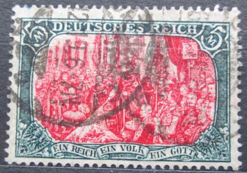 Poštovní známka Nìmecko 1918 Oslava øíše Mi# 97 B II Kat 6.50€