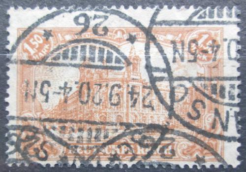 Poštovní známka Nìmecko 1920 Øíšská pošta v Berlínì Mi# 114