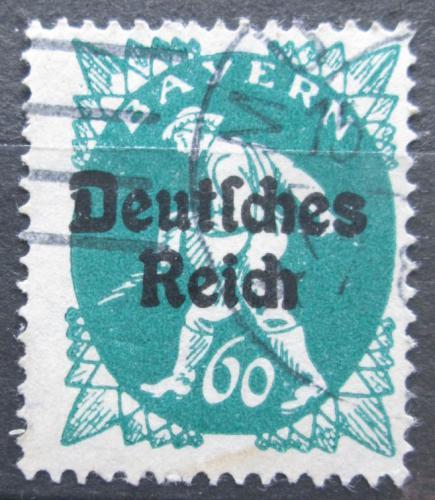 Poštovní známka Nìmecko 1920 Rozsévaè Mi# 126