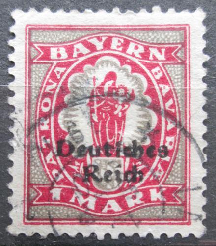 Poštovní známka Nìmecko 1920 Panna Marie Mi# 129