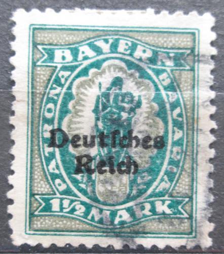 Poštovní známka Nìmecko 1920 Panna Marie Mi# 131