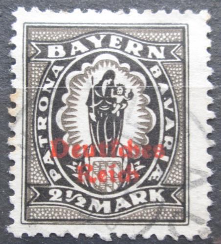 Poštovní známka Nìmecko 1920 Panna Marie Mi# 133 I Kat 4€