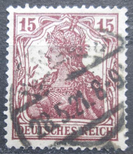 Poštovní známka Nìmecko 1920 Germania Mi# 142