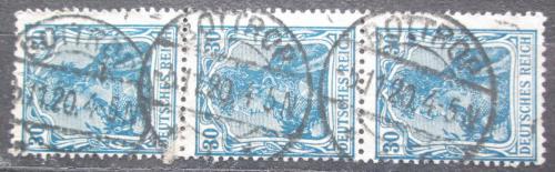 Poštovní známky Nìmecko 1920 Germania Mi# 144 II Kat 6€
