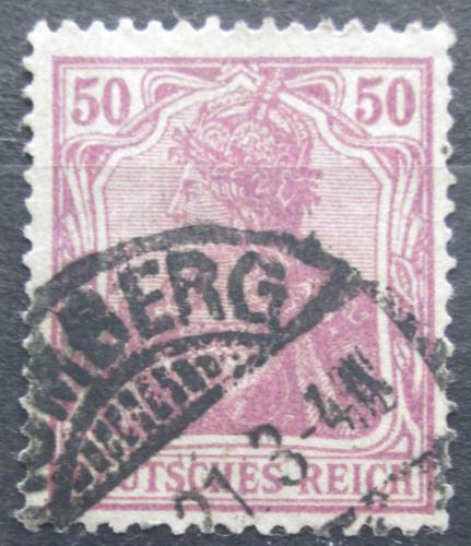 Poštovní známka Nìmecko 1920 Germania Mi# 146 II