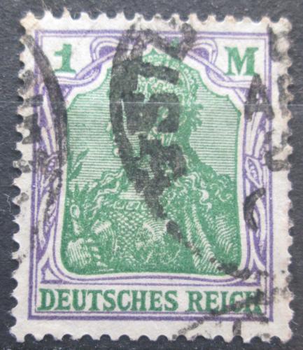 Poštovní známka Nìmecko 1920 Germania Mi# 150
