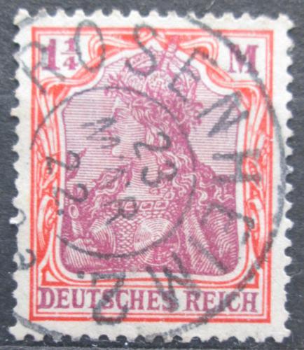 Poštovní známka Nìmecko 1920 Germania Mi# 151