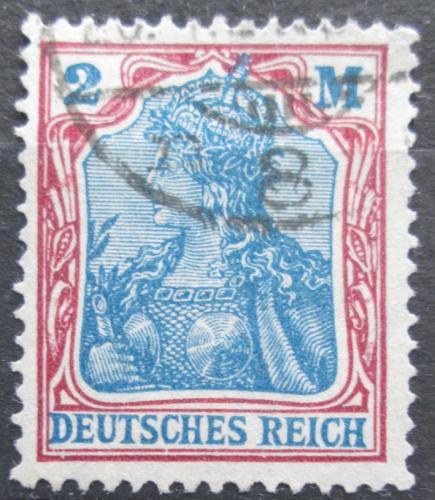 Poštovní známka Nìmecko 1920 Germania Mi# 152
