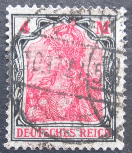 Poštovní známka Nìmecko 1920 Germania Mi# 153