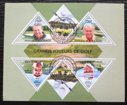 Poštovní známky Togo 2013 Golf Mi# 5116-19 Kat 12€